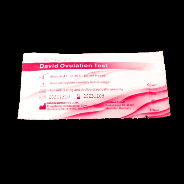 ovulációs teszt